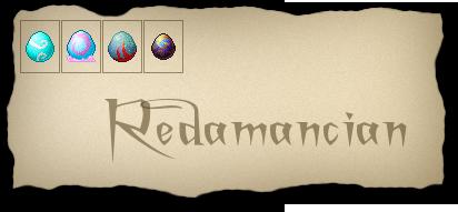 Redamancian's Dragons