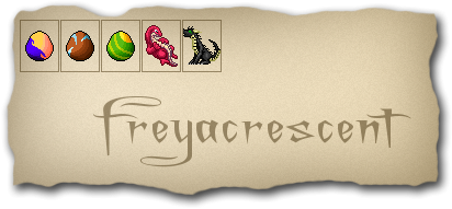 freyacrescent's Dragons