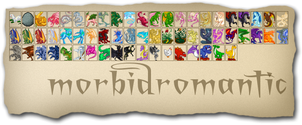 morbidromantic's Dragons