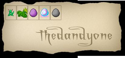 thedandyone's Dragons